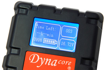 Dynacore DD-155A Gold Mount Li-ion Battery, (14.8V, 155Wh) with LED Display