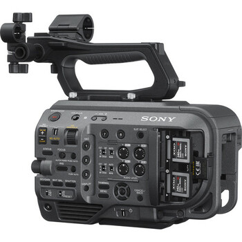 Sony PXW-FX9V XDCAM 6K Full-Frame Camera System (Body Only)