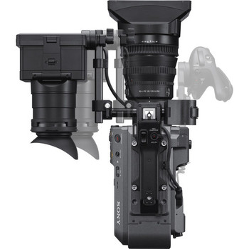 Sony PXW-FX9VK XDCAM 6K Full-Frame Camera System with Fast Hybrid AF, Dual Base ISO with 28-135mm f/4 G OSS Lens (DELIVERY Q4 2019)