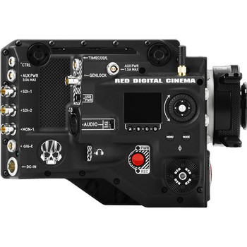 RED Digital Cinema 710-0329 RED RANGER with HELIUM 8K S35 Sensor (Gold Mount)