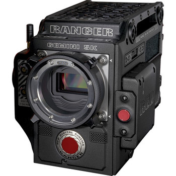 RED Digital Cinema 710-0331 RED RANGER with GEMINI 5K S35 Sensor (Gold Mount)