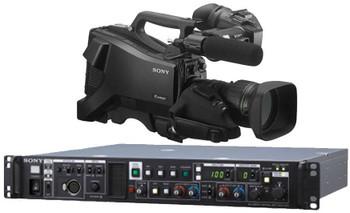 BSTOCK Sony HXC-FB75 Studio Package w/ Canon KJ20x lens, HXCU-FB70 CCU w/ front panel control
