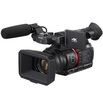 "BSTOCK Panasonic AG-CX350 High-End 1.0"" MOS 4K/HDR/10-bit Streaming Camcorder with 20x lens & NDI (Optional)"