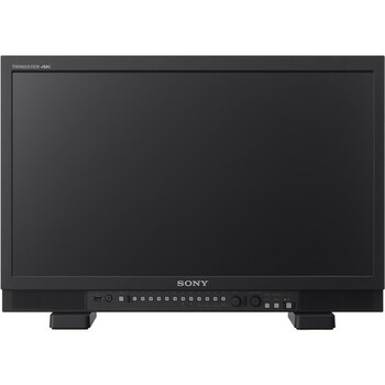 Sony PVM-X2400 24-inch 4K HDR TRIMASTER High-Grade Picture Monitor (V2 Upgraded Model)