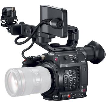 Canon EOS C200 Cinema Camera EF-Mount (2215C002)
