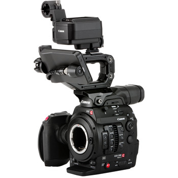 Canon EOS C300 Mark II Camcorder Body with Touch Focus Kit (EF Mount) (0635C032)