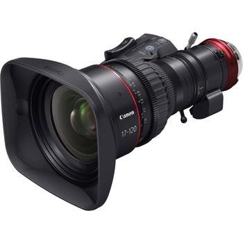 Canon CN7x17 KAS S Cine-Servo 17-120mm T2.95 (EF Mount) (9785B001)