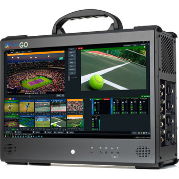 Acme Video Solutions 4/4K Portable Live Production Solution (ACMEGO44K)