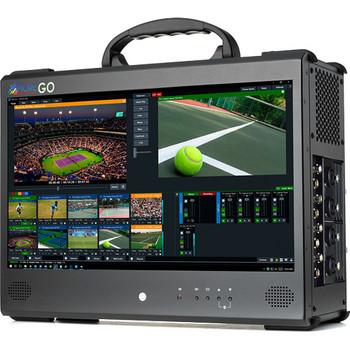 Acme Video Solutions 4/4K Portable Live Production Solution (ACMEGO44K)