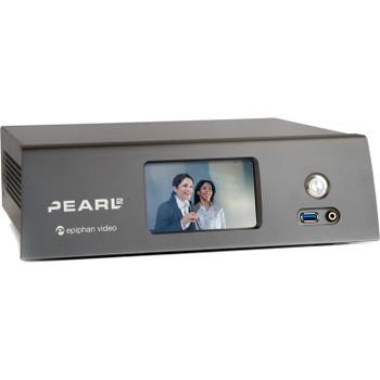 Epiphan ESP1150 Pearl-2 Base 6+ Input 4K Video Mixer, 12G-SDI, HDMI 2.0, Recorder & Live Streaming System