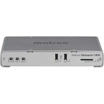 Matrox MHDX/I  Monarch HDX