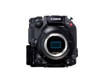 Canon EOS C300 Mark III Digital Cinema 4K Camera EF Mount  w/Super 35mm Dual Gain Output Sensor, HDR Support (3795C002)