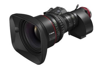 Canon CINE-SERVO 25-250mm T2.95 Cinema Zoom Lens (PL Mount)(4573C002)