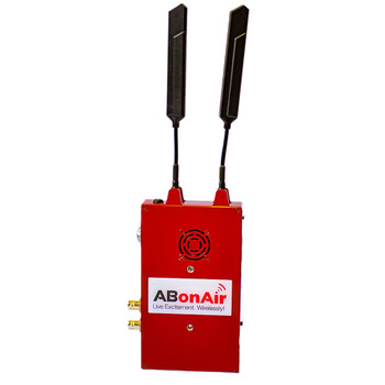 ABonAir AB4000 4K - UHD, HDR Groundbreaking Wireless Microwave Transmission Solution