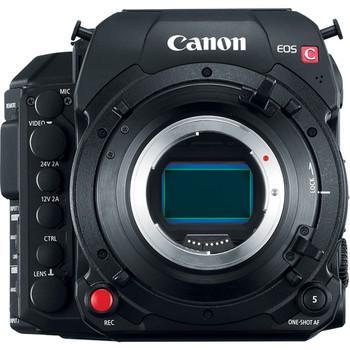 Canon EOS C700 Full-Frame Cinema Camera (Cinema Locking EF-Mount) (3042C002)
