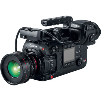 Canon EOS C700 Full-Frame Cinema Camera (Cinema Locking EF-Mount)