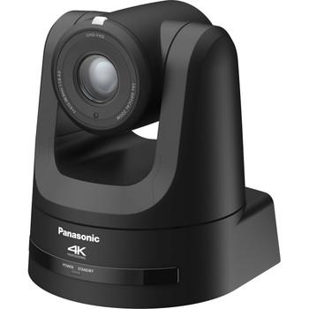 Panasonic AW-UE100KPJ 4K NDI Pro 12G-SDI/HDMI PTZ Camera with 24x Optical Zoom (Black)