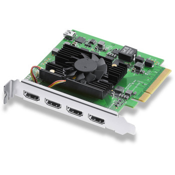 Blackmagic Design DeckLink Quad HDMI Recorder Capture Card