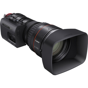 Canon CINE-SERVO 50-1000mm T5.0-8.9 with EF Mount