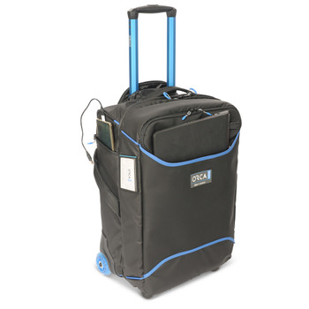 Orca OR-84 Traveller Rolling Suitcase