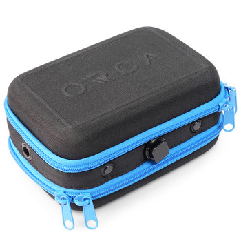 "Orca OR-140 Hard Shell Monitor Case with Integrated Hood for 5"" LCD Monitors"
