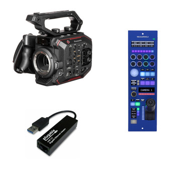 EVA1 CINE Live Package (Does not Include Camera Lens, Switcher, Network Switch or Cabling *Required*)