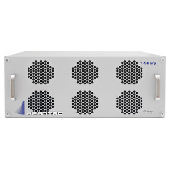 Apantac TAHOMA T-Sharp T# Multi-format (IP, Fiber, 12G / 3G / HD / SD-SDI, CVBS) Modular Multiviewers - Mix and Match IOs - Up to 12G Support