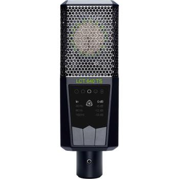 Lewitt LCT-640-TS Dual-Output-Mode Condenser Microphone