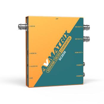 AV Matrix SC2030 3G-SDI/HDMI Scaling Cross Converter