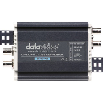 DataVideo SD/HD/3G-SDI Up/Down/Cross Converter