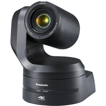 Panasonic UHD 4K 20x PTZ Camera (Black)