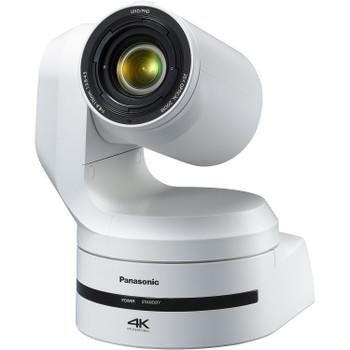 Panasonic UHD 4K 20x PTZ Camera (White)