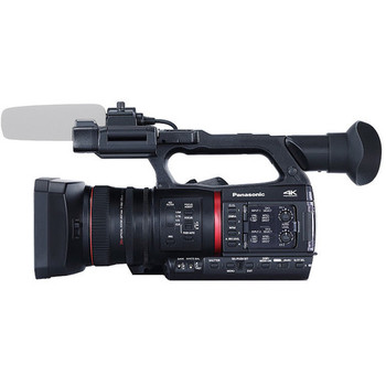 "Panasonic AG-CX350 4K/HDR 1"" MOS Handheld Camcorder with 20x lens"