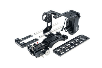 Movcam FX9 Base Kit - A/B Mount