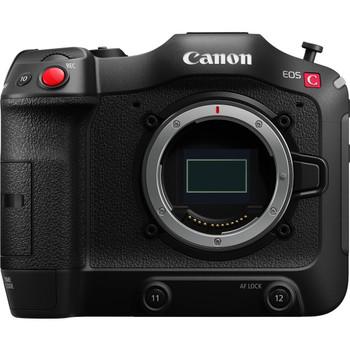 Canon EOS C70 Cinema Camera (RF Lens Mount) (Body Only) (4507C002)