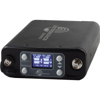 Lectrosonics DCR822 Compact Dual-Channel Digital Wireless Receiver (537 to 691 MHz)
