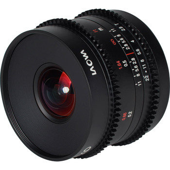 Venus Optics VE929RFC Laowa 9mm T2.9 Zero-D Cine Lens (Canon RF, Cine)
