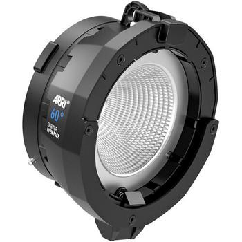 ARRI L2.0033542 Open Face Optic for Orbiter LED Light (60-Degree)