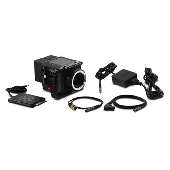 RED 710-0339 KOMODO 6K Camera Starter Pack (Black, Canon RF)