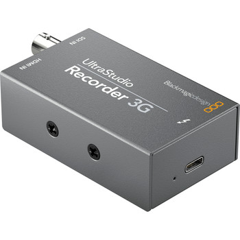 Blackmagic Design BDLKULSDMAREC3G UltraStudio 3G Recorder