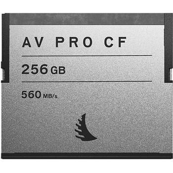 Angelbird AVP256CF 256GB AV Pro CF CFast 2.0 Memory Card