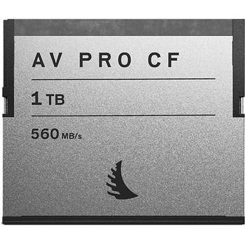 Angelbird AVP1TBCF 1TB AV Pro CF CFast 2.0 Memory Card