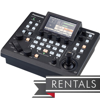 Panasonic AW-RP60 Remote Camera Controller Rental