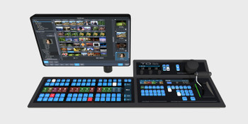 Ross Video TD1-PANEL TOUCHDRIVE TD1 Control Panel, 1 Row, 15 Buttons