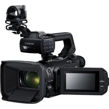 OPEN BOX Canon XA50 UHD 4K30 Camcorder with Dual-Pixel Autofocus