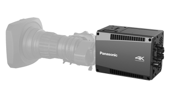 BSTOCK Panasonic AK-UB300 4K Multi Purpose Camera (LENS NOT INCLUDED)