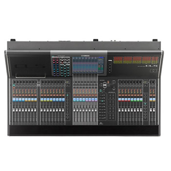 DEMO Yamaha CL5 32-channel CL Series Digital Mixer with Centralogic Control Surface
