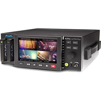DEMO AJA Ki-Pro-Ultra-Plus Multi-Channel HD Recorder 4K/UltraHD/2K/HD Recorder and Player
