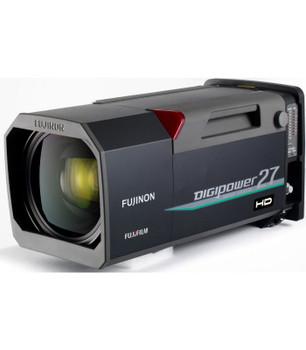 USED Fujinon HA27x6.5BESM 27x HD Box Lens Digi Full Servo with Rear Controls (Excellent Condition)
