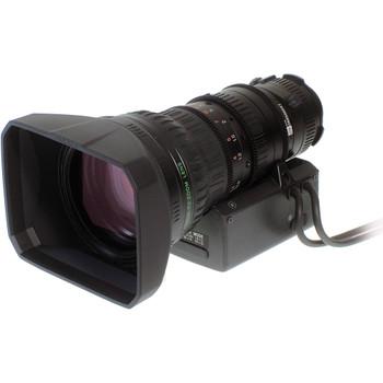 USED Fujinon XA20SX8.5BMD-DSD 8.5-170mm f/1.8-2.7 Zoom Lens with Motor Drive (Like New)